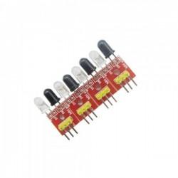 4 lü Çizgi İzleyen Sensör Seti - Thumbnail