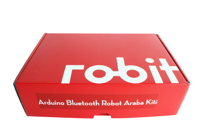 ARDUINO BLUETOOTH ROBOT ARABA KİTİ