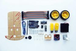 ARDUINO WI-FI ROBOT ARABA KİTİ - Thumbnail