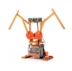 WeeeBot 6 sı 1 arada Evolution Robot Kiti - Thumbnail